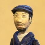 Sibitt clay doll face